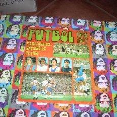 Álbum de fútbol completo: ALBUM DE LA LIGA 1976-77 DE RUIZ ROMERO. Lote 25026523