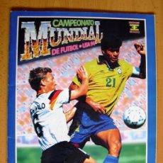 Álbum de fútbol completo: CAMPEONATO MUNDIAL DE FÚTBOL USA 94 - EDICIONES ESTADIO - COMPLETO. Lote 25120269