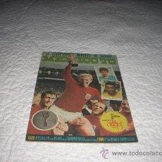 Álbum de fútbol completo: ALBUM DE MEXICO 70 DE CHOCOLATES LA CIBELES DE FHER,EL VERDADERO,VISITA MI TIENDA ESTA EN LIQUIDACIO. Lote 25775916