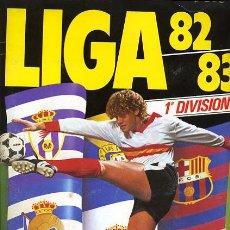 Álbum de fútbol completo: ALBUM FUTBOL, LIGA 82-83 , 1982-83, EDICIONES ESTE , COMPLETO, ,VER FOTOS, ORIGINAL. Lote 27540769