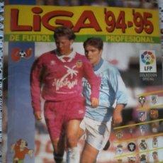 Álbum de fútbol completo: ALBUM 94 95 NUEVO Y VACIO PANINI. Lote 206493381