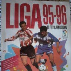 Álbum de fútbol completo: ALBUM 95 96 NUEVO Y VACIO PANINI. Lote 207575796