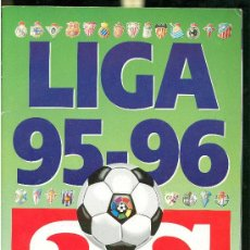 Álbum de fútbol completo: LIGA 95-96. AS. FALTAN TODOS LOS CROMOS. . Lote 28358937