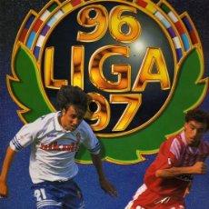 Álbum de fútbol completo: ÁLBUM LIGA 96-97 DE ESTE. Lote 28361415