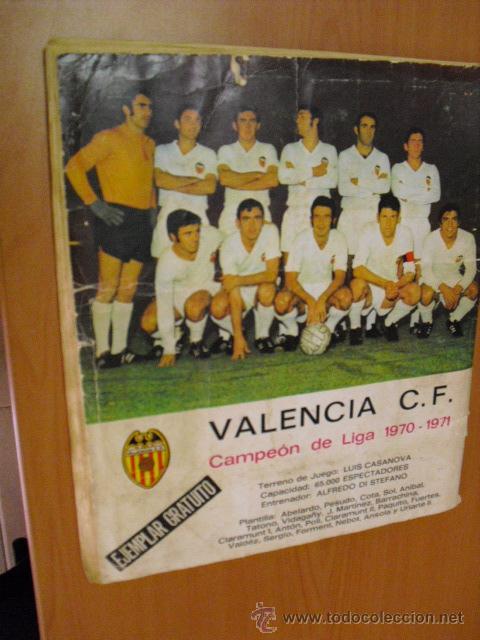 Álbum de fútbol completo: album campeonatos nacionales ruiz romero 1971/72 completo con los 16 dobles - Foto 2 - 28572734