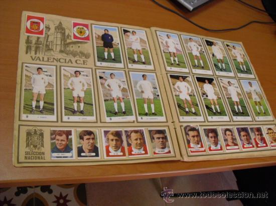 Álbum de fútbol completo: album campeonatos nacionales ruiz romero 1971/72 completo con los 16 dobles - Foto 3 - 28572734