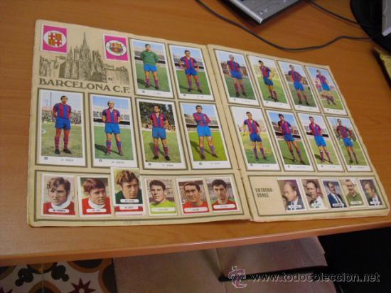 Álbum de fútbol completo: album campeonatos nacionales ruiz romero 1971/72 completo con los 16 dobles - Foto 4 - 28572734