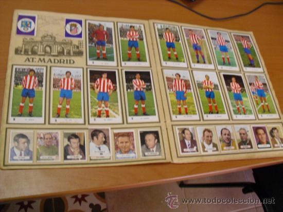 Álbum de fútbol completo: album campeonatos nacionales ruiz romero 1971/72 completo con los 16 dobles - Foto 5 - 28572734