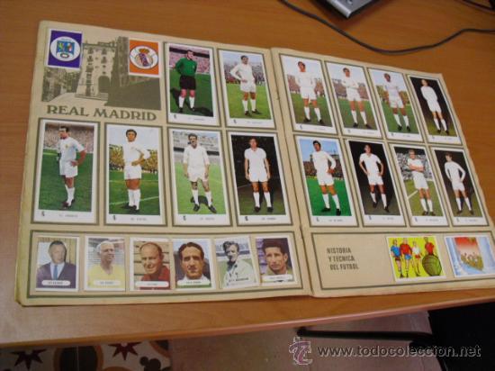 Álbum de fútbol completo: album campeonatos nacionales ruiz romero 1971/72 completo con los 16 dobles - Foto 6 - 28572734