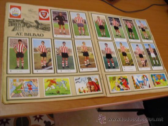 Álbum de fútbol completo: album campeonatos nacionales ruiz romero 1971/72 completo con los 16 dobles - Foto 7 - 28572734