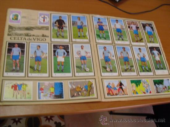 Álbum de fútbol completo: album campeonatos nacionales ruiz romero 1971/72 completo con los 16 dobles - Foto 8 - 28572734