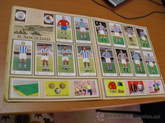 Álbum de fútbol completo: album campeonatos nacionales ruiz romero 1971/72 completo con los 16 dobles - Foto 10 - 28572734