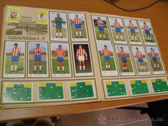 Álbum de fútbol completo: album campeonatos nacionales ruiz romero 1971/72 completo con los 16 dobles - Foto 11 - 28572734