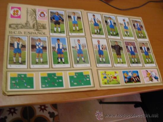 Álbum de fútbol completo: album campeonatos nacionales ruiz romero 1971/72 completo con los 16 dobles - Foto 12 - 28572734