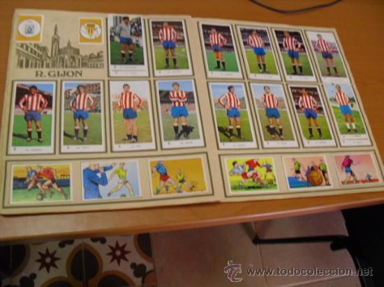 Álbum de fútbol completo: album campeonatos nacionales ruiz romero 1971/72 completo con los 16 dobles - Foto 13 - 28572734