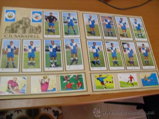 Álbum de fútbol completo: album campeonatos nacionales ruiz romero 1971/72 completo con los 16 dobles - Foto 14 - 28572734