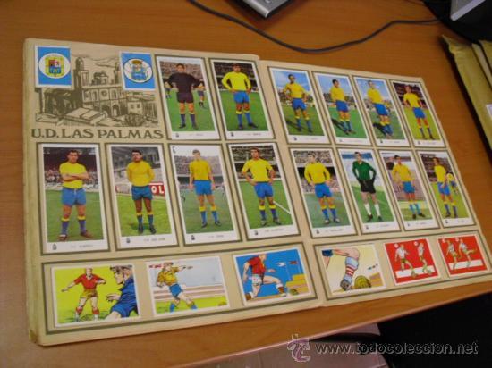 Álbum de fútbol completo: album campeonatos nacionales ruiz romero 1971/72 completo con los 16 dobles - Foto 15 - 28572734