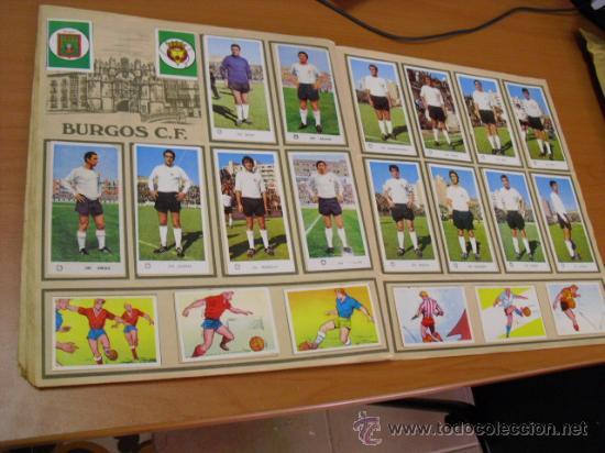 Álbum de fútbol completo: album campeonatos nacionales ruiz romero 1971/72 completo con los 16 dobles - Foto 17 - 28572734