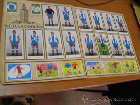Álbum de fútbol completo: album campeonatos nacionales ruiz romero 1971/72 completo con los 16 dobles - Foto 18 - 28572734