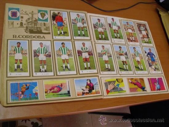 Álbum de fútbol completo: album campeonatos nacionales ruiz romero 1971/72 completo con los 16 dobles - Foto 19 - 28572734