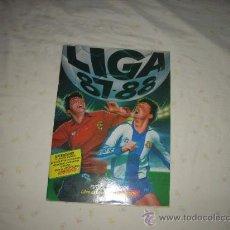 Álbum de fútbol completo: ALBUM DE LA LIGA 1987-88 DE ESTE COMPLETO Y COMO NUEVO. Lote 28680452