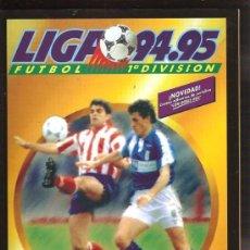 Álbum de fútbol completo: ALBUM LIGA 1994 1995. Lote 30995356
