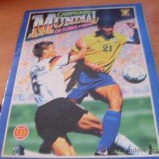 Álbum de fútbol completo: CAMPEONATO MUNDIAL DE FUTBOL USA 94 ( EDICIONES ESTE ) 265 CROMOS DE 445. Lote 29093675