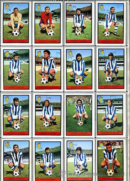 Álbum de fútbol completo: ALBUM FUTBOL , CAMPEONATO LIGA 1972-73 1973 ,DISGRA FHER , DIFICIL, CON POSTER CENTRAL COMPLETO - Foto 19 - 29246097