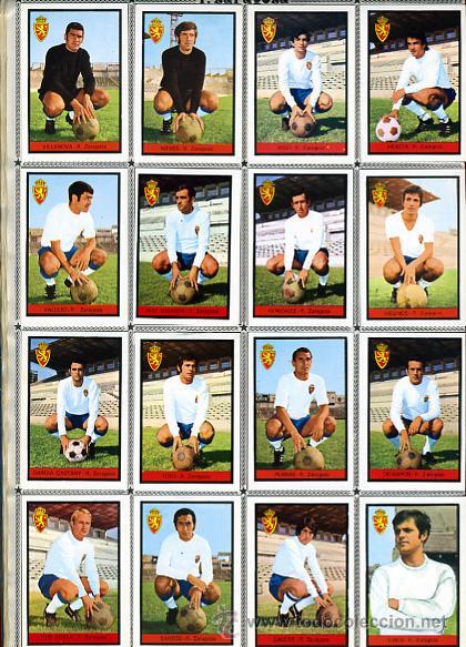 Álbum de fútbol completo: ALBUM FUTBOL , CAMPEONATO LIGA 1972-73 1973 ,DISGRA FHER , DIFICIL, CON POSTER CENTRAL COMPLETO - Foto 20 - 29246097