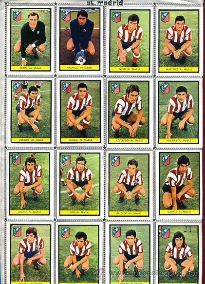 Álbum de fútbol completo: ALBUM FUTBOL , CAMPEONATO LIGA 1972-73 1973 ,DISGRA FHER , DIFICIL, CON POSTER CENTRAL COMPLETO - Foto 3 - 29246097