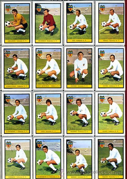 Álbum de fútbol completo: ALBUM FUTBOL , CAMPEONATO LIGA 1972-73 1973 ,DISGRA FHER , DIFICIL, CON POSTER CENTRAL COMPLETO - Foto 22 - 29246097