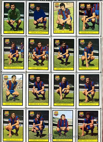 Álbum de fútbol completo: ALBUM FUTBOL , CAMPEONATO LIGA 1972-73 1973 ,DISGRA FHER , DIFICIL, CON POSTER CENTRAL COMPLETO - Foto 4 - 29246097