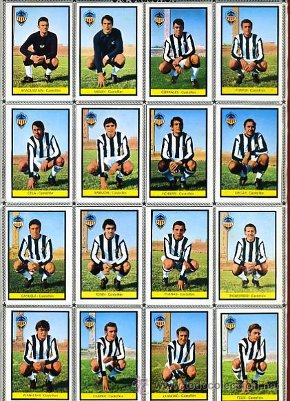 Álbum de fútbol completo: ALBUM FUTBOL , CAMPEONATO LIGA 1972-73 1973 ,DISGRA FHER , DIFICIL, CON POSTER CENTRAL COMPLETO - Foto 6 - 29246097
