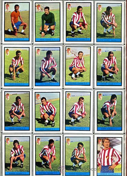 Álbum de fútbol completo: ALBUM FUTBOL , CAMPEONATO LIGA 1972-73 1973 ,DISGRA FHER , DIFICIL, CON POSTER CENTRAL COMPLETO - Foto 8 - 29246097