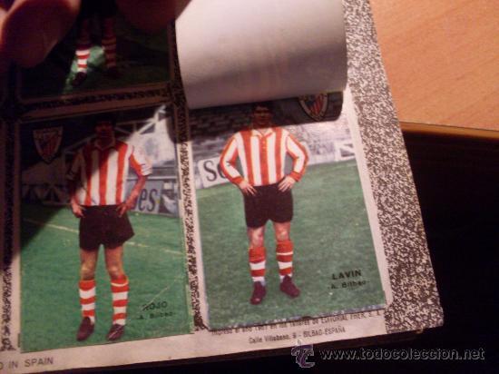 Álbum de fútbol completo: CAMPEONATO DE LIGA 1967 - 1968 , 67 - 68 FHER ( ALBUM COMPLETO + 15 COLOCAS ) (ALB1) - Foto 5 - 29282916