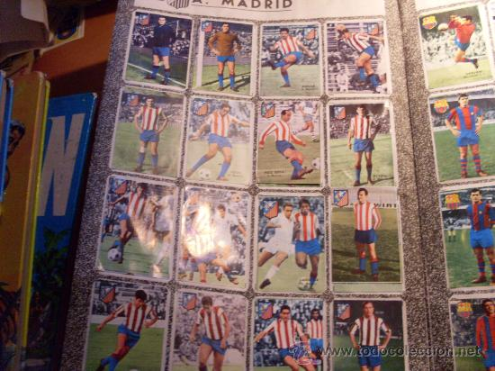 Álbum de fútbol completo: CAMPEONATO DE LIGA 1967 - 1968 , 67 - 68 FHER ( ALBUM COMPLETO + 15 COLOCAS ) (COIB89) - Foto 6 - 29282916