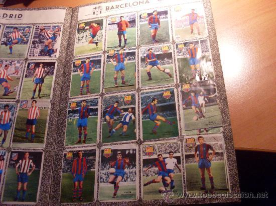 Álbum de fútbol completo: CAMPEONATO DE LIGA 1967 - 1968 , 67 - 68 FHER ( ALBUM COMPLETO + 15 COLOCAS ) (ALB1) - Foto 7 - 29282916