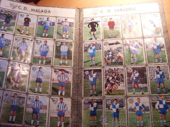 Álbum de fútbol completo: CAMPEONATO DE LIGA 1967 - 1968 , 67 - 68 FHER ( ALBUM COMPLETO + 15 COLOCAS ) (ALB1) - Foto 8 - 29282916