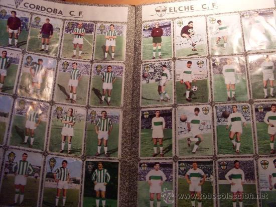 Álbum de fútbol completo: CAMPEONATO DE LIGA 1967 - 1968 , 67 - 68 FHER ( ALBUM COMPLETO + 15 COLOCAS ) (ALB1) - Foto 9 - 29282916