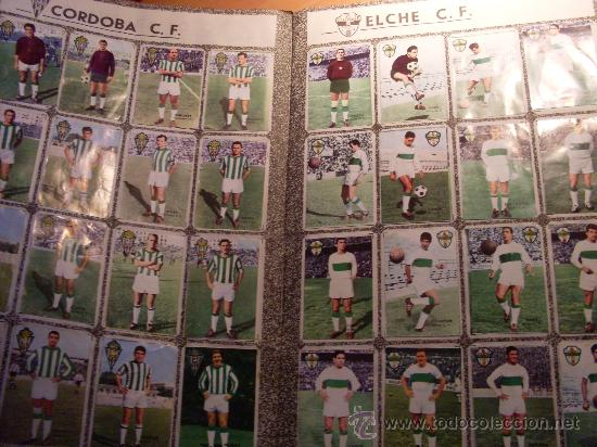 Álbum de fútbol completo: CAMPEONATO DE LIGA 1967 - 1968 , 67 - 68 FHER ( ALBUM COMPLETO + 15 COLOCAS ) (COIB89) - Foto 9 - 29282916