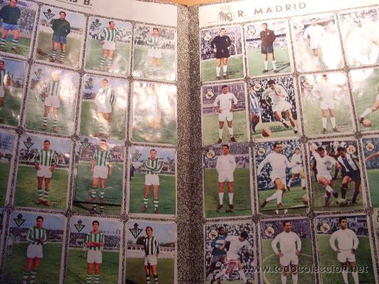 Álbum de fútbol completo: CAMPEONATO DE LIGA 1967 - 1968 , 67 - 68 FHER ( ALBUM COMPLETO + 15 COLOCAS ) (ALB1) - Foto 11 - 29282916