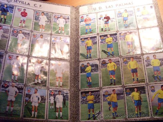 Álbum de fútbol completo: CAMPEONATO DE LIGA 1967 - 1968 , 67 - 68 FHER ( ALBUM COMPLETO + 15 COLOCAS ) (ALB1) - Foto 13 - 29282916