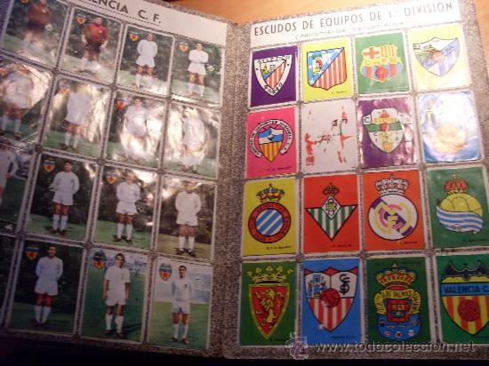 Álbum de fútbol completo: CAMPEONATO DE LIGA 1967 - 1968 , 67 - 68 FHER ( ALBUM COMPLETO + 15 COLOCAS ) (ALB1) - Foto 14 - 29282916