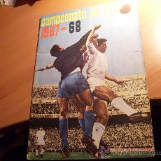 Álbum de fútbol completo: CAMPEONATO DE LIGA 1967 - 1968 , 67 - 68 FHER ( ALBUM COMPLETO + 15 COLOCAS ) (ALB1). Lote 29282916