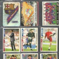 Álbum de fútbol completo: COLECCION DE MUNDI CROMO DE 2008 DE 339 CROMOS MONTADO EN CARPETA CON 64 HOJAS. Lote 29327365