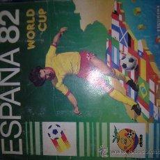 Álbum de fútbol completo: ALBUM MUNDIAL 82 COMPLETO. Lote 29771982