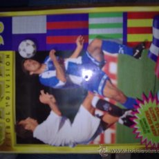 Álbum de fútbol completo: ALBUM COMPLETO LIGA 95 96. Lote 29784737