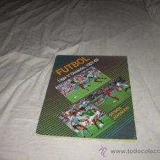 Álbum de fútbol completo: ALBUM DE LA LIGA 1987-88 DE FESTIVAL COMPLETO. Lote 45240321