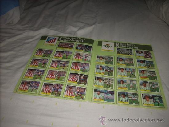 Álbum de fútbol completo: ALBUM DE LA LIGA 1987-88 DE FESTIVAL COMPLETO - Foto 3 - 45240321