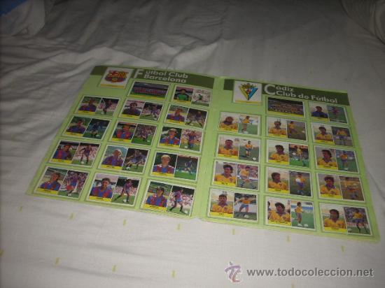 Álbum de fútbol completo: ALBUM DE LA LIGA 1987-88 DE FESTIVAL COMPLETO - Foto 4 - 45240321